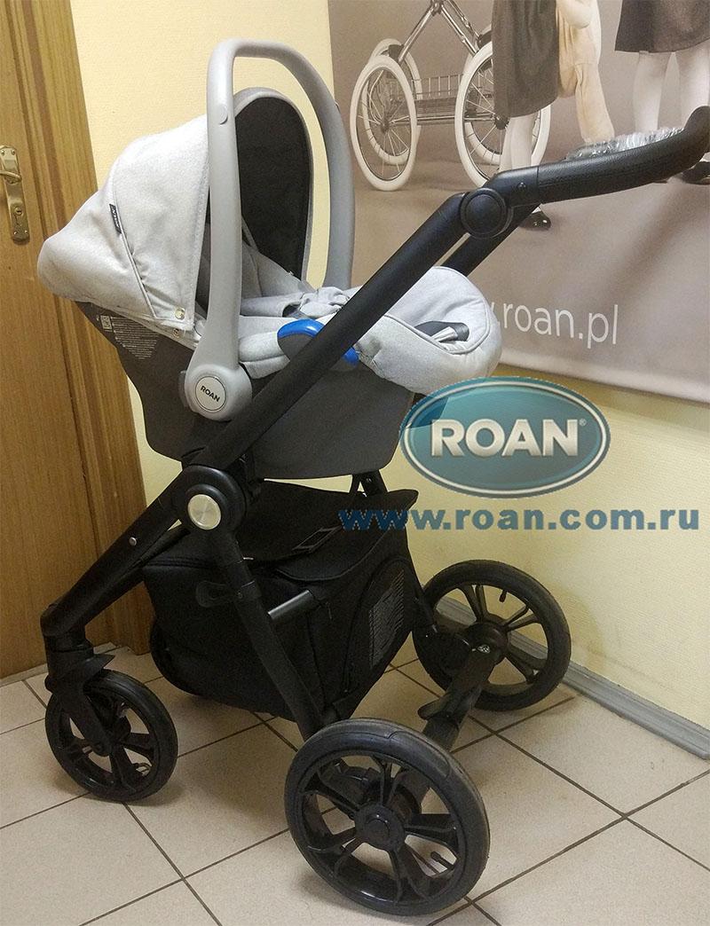Рама Roan coss с автолюлькой Roan Kite